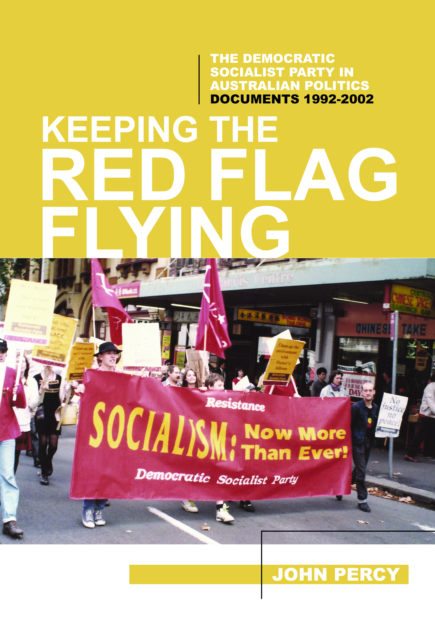 Keeping the red flag flying